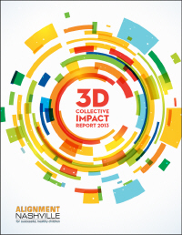 3D COLLECTIVE IMPACT REPORT 2013