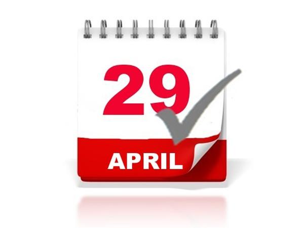 29. April